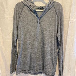 Light Weight Hooded Sweater